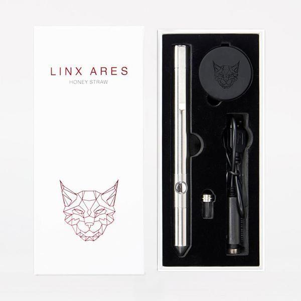 Вейп-устройство LINX ARES Honey Straw – Steel