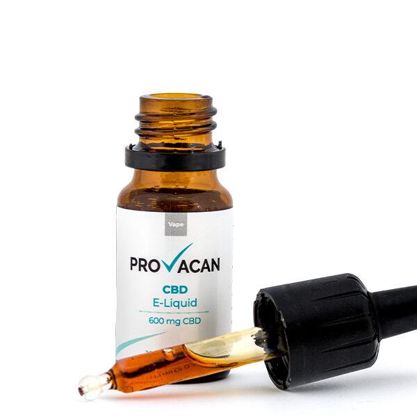 Масло E – liquid для вейпа Provacan 600 mlg CBD