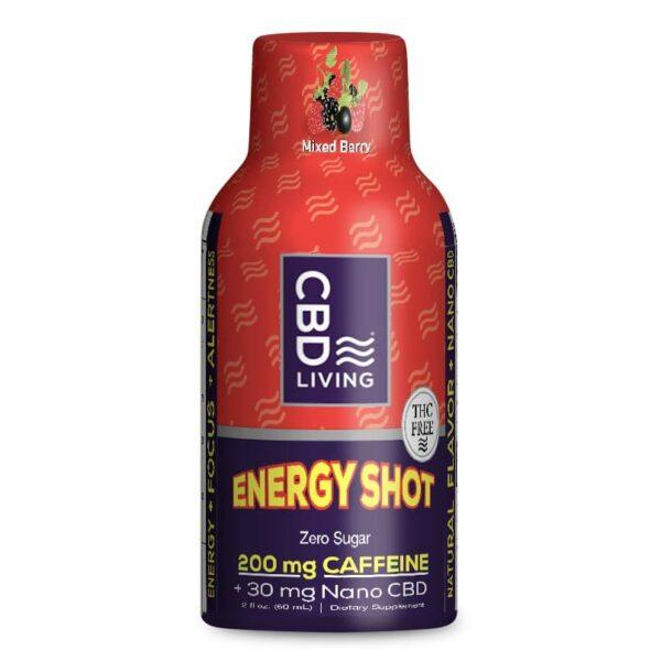 CBD Energy Shot 30 mg